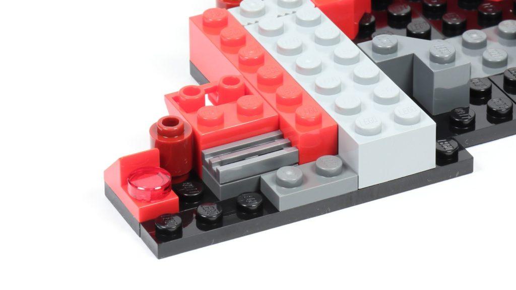 LEGO® Star Wars™ 75216 - Vorbereitung für Wippe | ©2019 Brickzeit