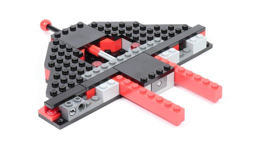 LEGO® Star Wars™ 75216 - kleine Plattform befestigt | ©2019 Brickzeit