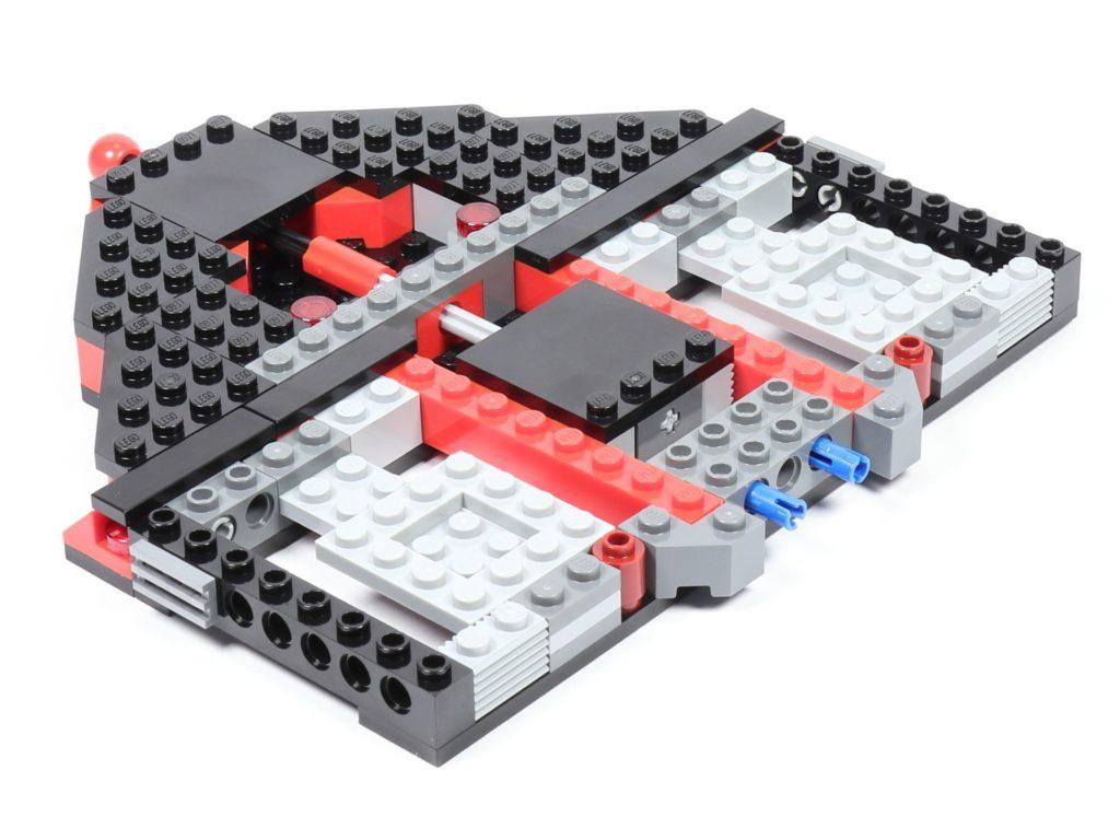 LEGO® Star Wars™ 75216 - Vertiefungen befestigt | ©2019 Brickzeit