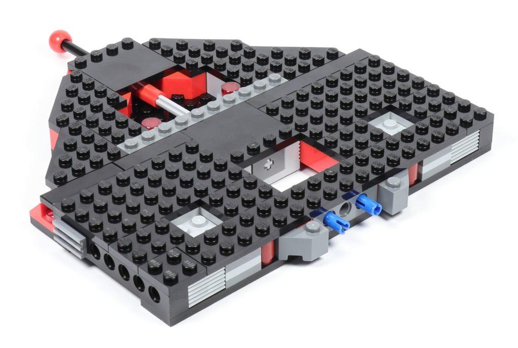 LEGO® Star Wars™ 75216 - Abdeckung mit Platten | ©2019 Brickzeit