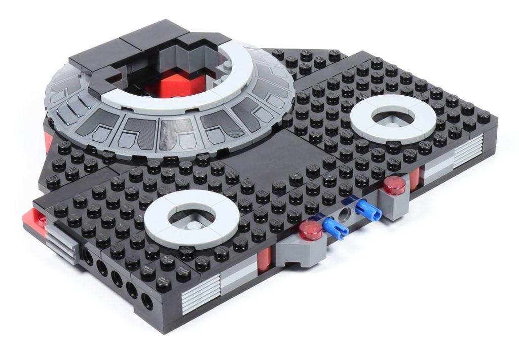 LEGO® Star Wars™ 75216 - Vertiefung mit Bogenfließen | ©2019 Brickzeit