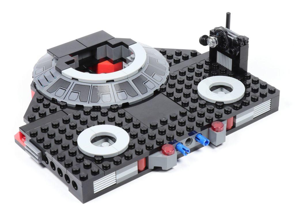 LEGO® Star Wars™ 75216 - Bauabschnitt 1 ist fertig | ©2019 Brickzeit