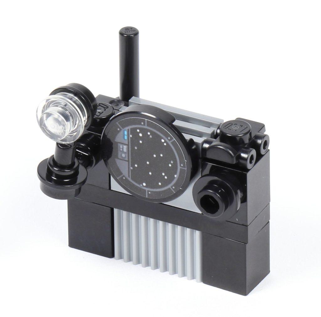 LEGO® Star Wars™ 75216 - Oculus-Sichtgerägt, Vorderseite | ©2019 Brickzeit