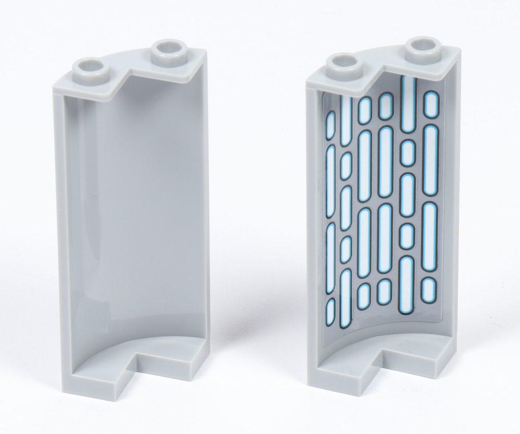 LEGO® Star Wars™ 75216 - Innenseiten vom Aufzug | ©2019 Brickzeit