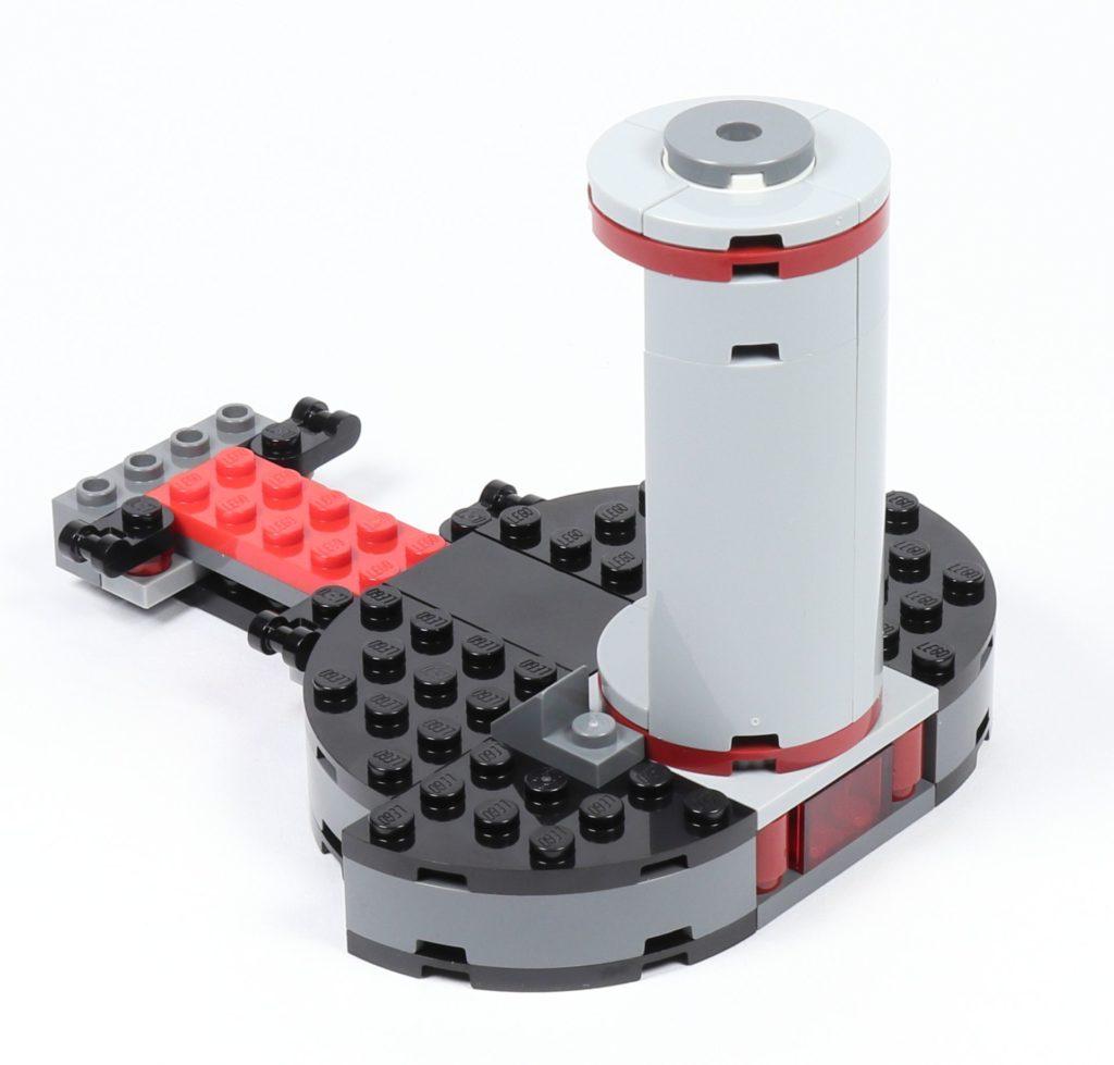 LEGO® Star Wars™ 75216 - Aufzug befestigt, hinten | ©2019 Brickzeit