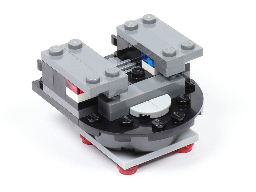 LEGO® Star Wars™ 75216 - Thron im Bau | ©2019 Brickzeit