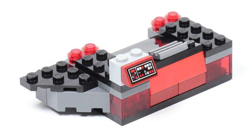 LEGO® Star Wars™ 75216 - Bauabschnitt 3, rechter Säulenboden | ©2019 Brickzeit