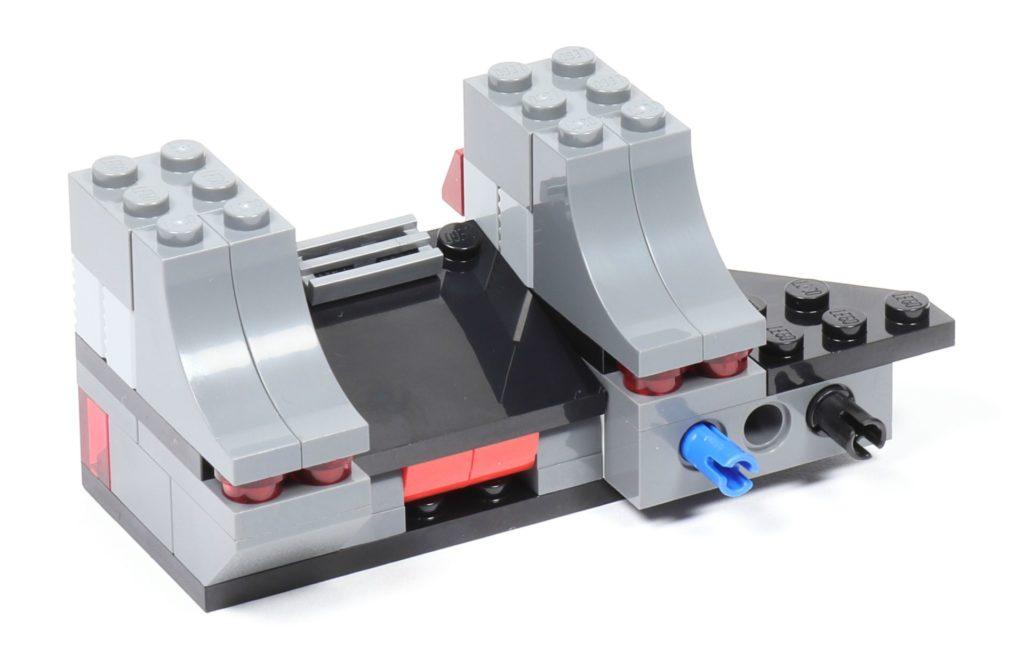 LEGO® Star Wars™ 75216 - Bauabschnitt 3, rechter Säule, Teil 1 | ©2019 Brickzeit