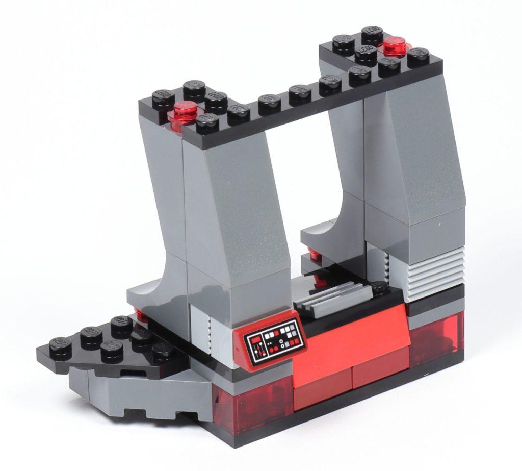 LEGO® Star Wars™ 75216 - Bauabschnitt 3, rechter Säule, Teil 2 | ©2019 Brickzeit