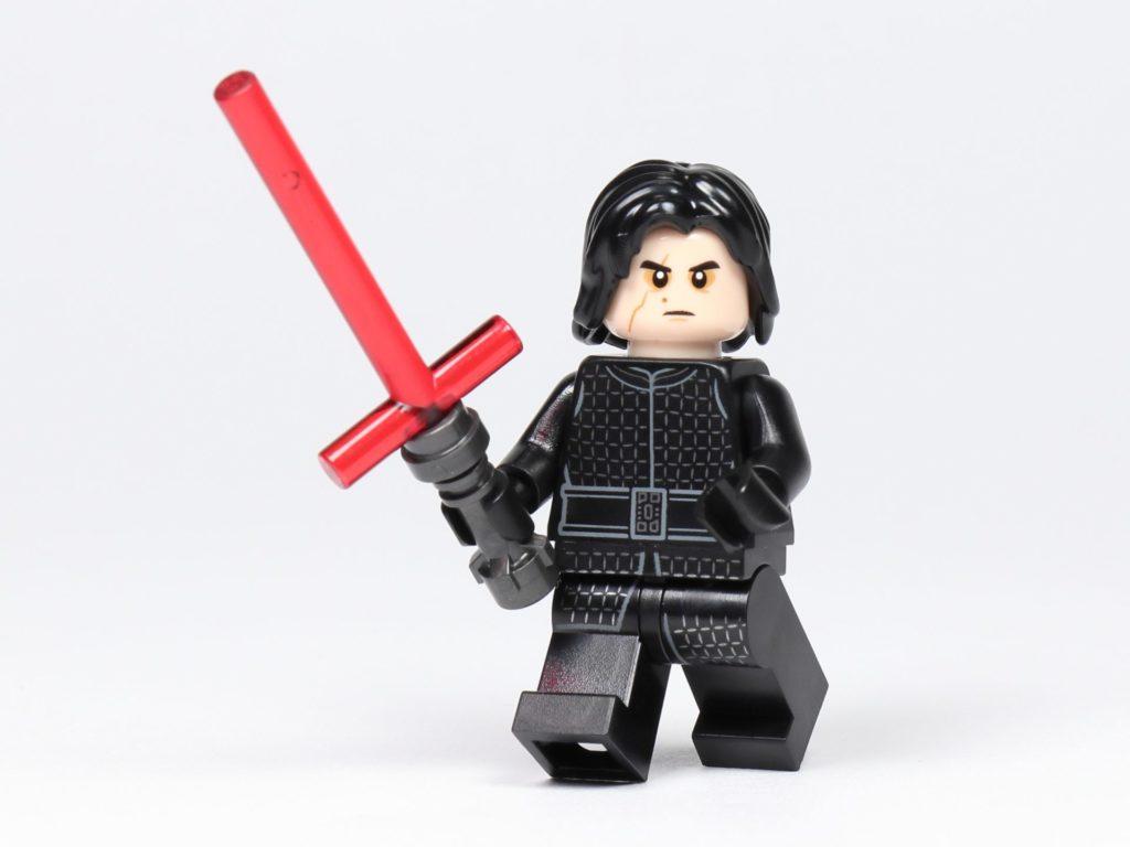 LEGO® Star Wars™ 75216 - Kylo Ren mit Lichtschwert | ©2019 Brickzeit