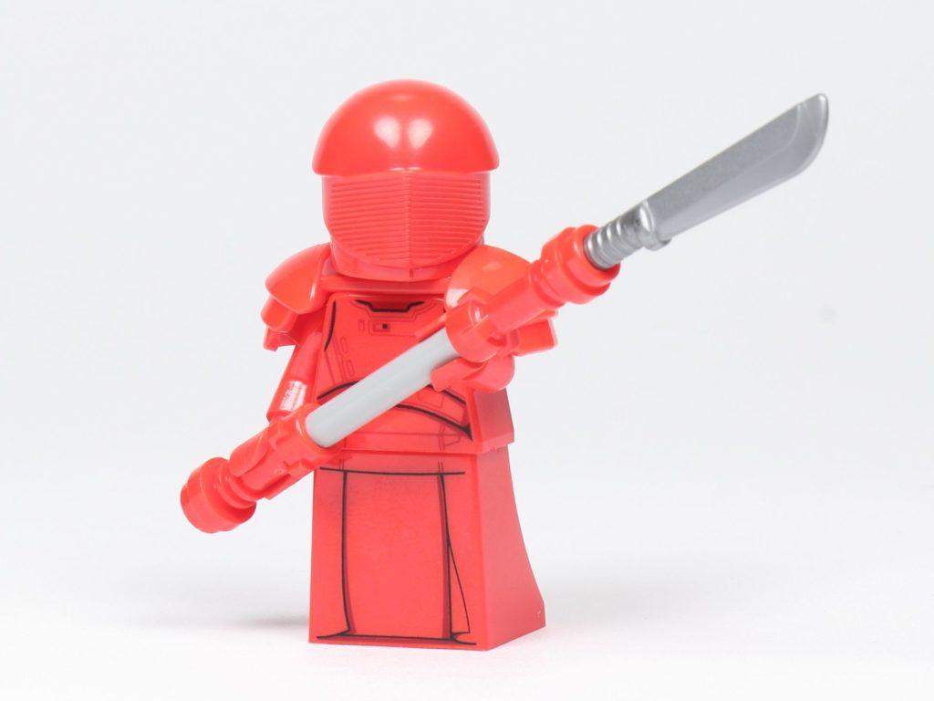 LEGO® Star Wars™ 75216 - Elite Prätorianer mit Bisento | ©2019 Brickzeit