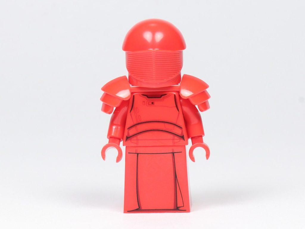 LEGO® Star Wars™ 75216 - Elite Prätorianer, Vorderseite | ©2019 Brickzeit