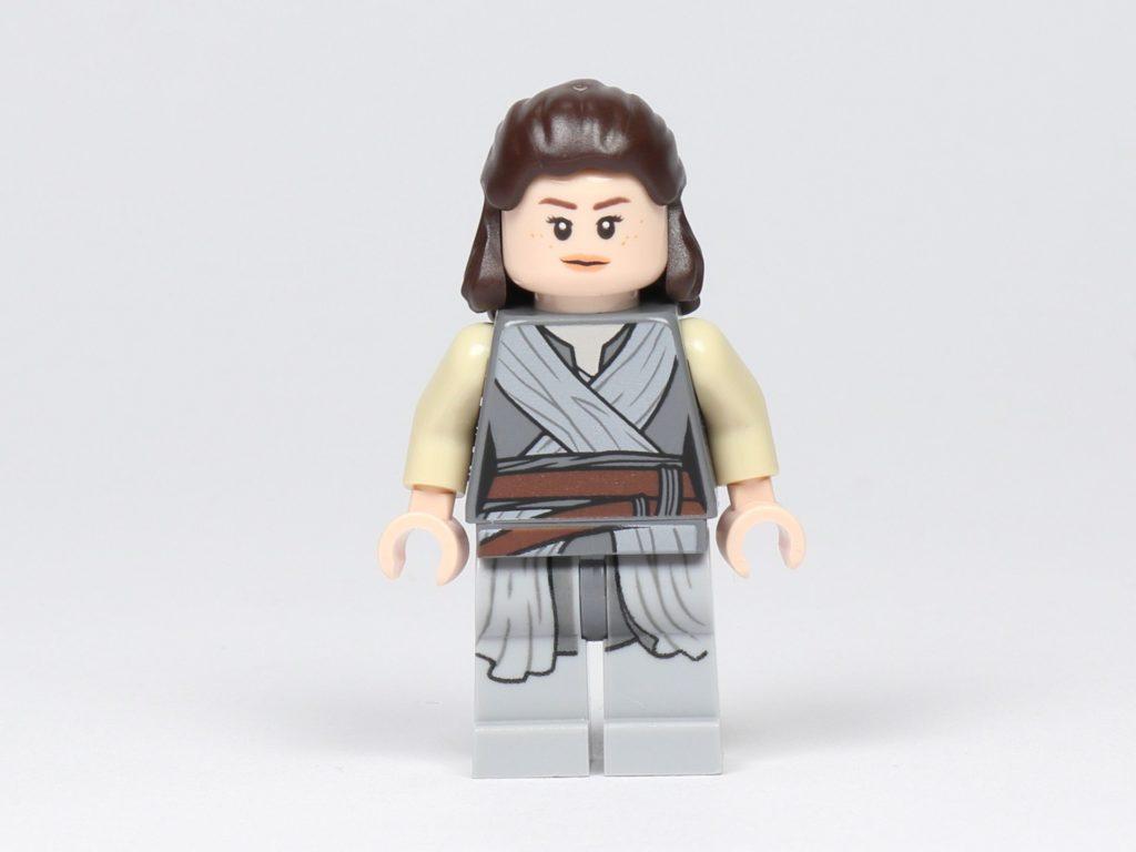 LEGO® Star Wars™ 75216 - Rey, Vorderseite | ©2019 Brickzeit