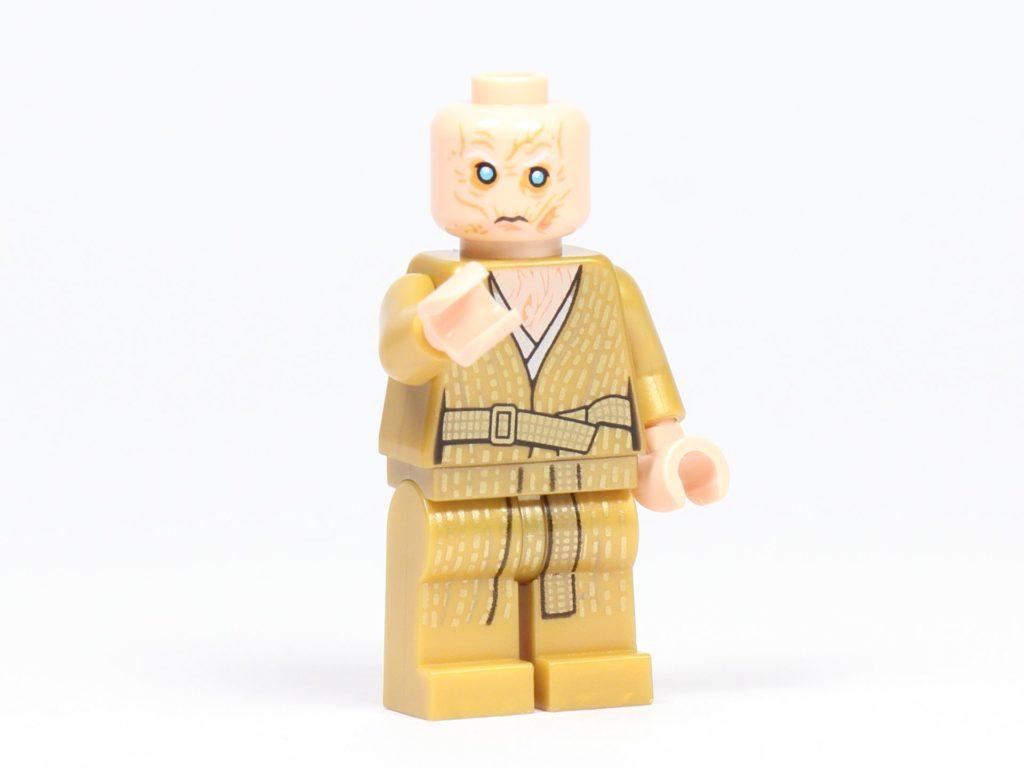 LEGO® Star Wars™ 75216 - Snoke greift mit der Macht aus | ©2019 Brickzeit