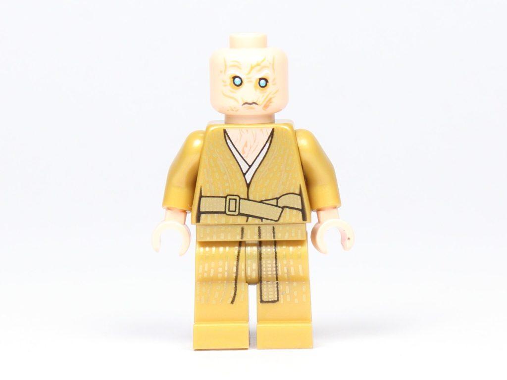LEGO® Star Wars™ 75216 - Snoke, Vorderseite | ©2019 Brickzeit