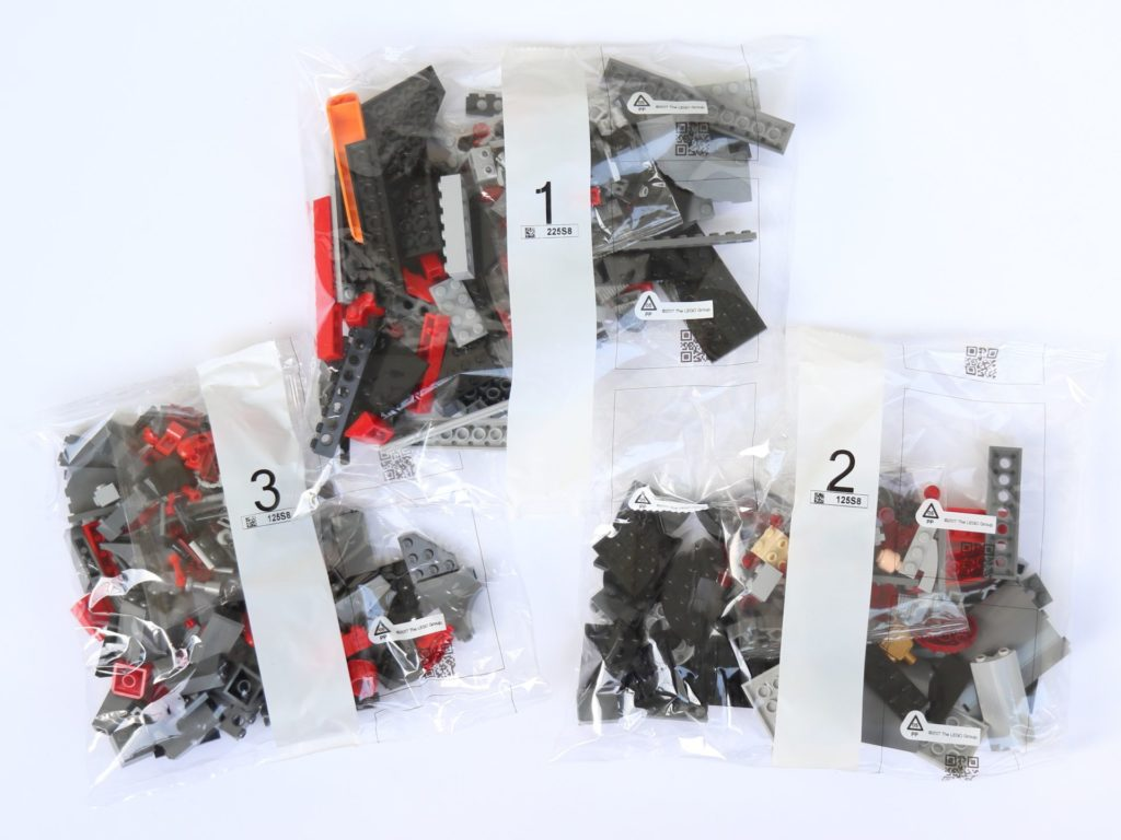 LEGO® Star Wars™ 75216 - Bausteintütchen | ©2019 Brickzeit