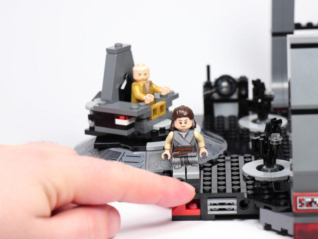 LEGO® Star Wars™ 75216 - Rey auf Wippe | ©2019 Brickzeit