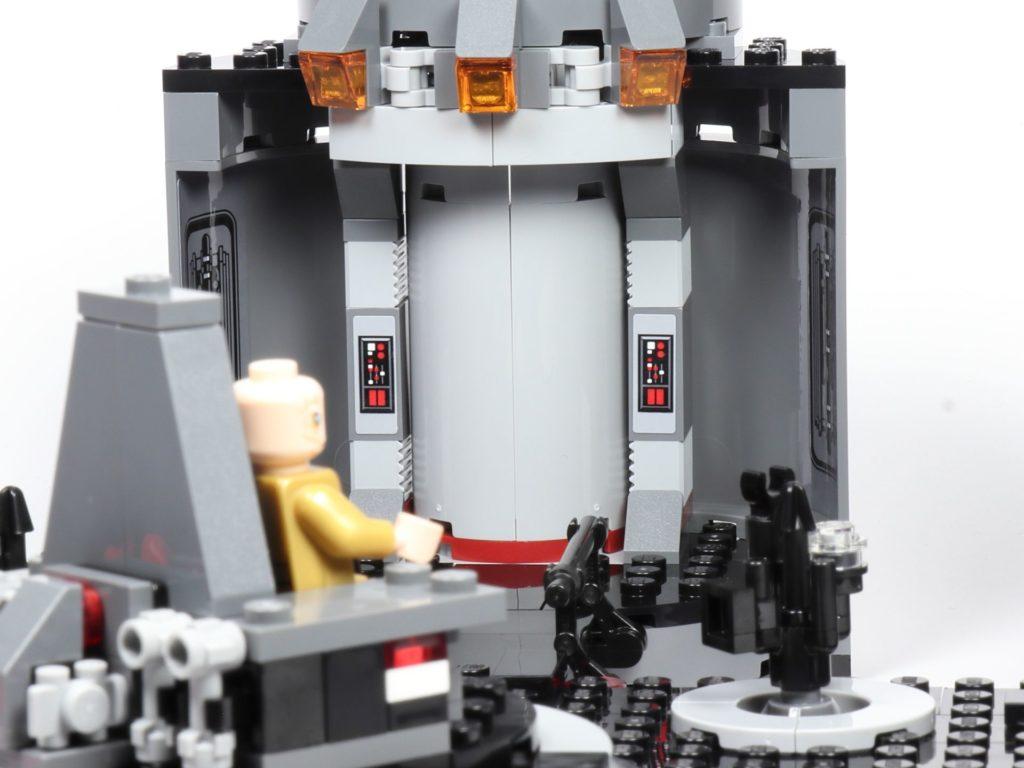 LEGO® Star Wars™ 75216 - Aufzugtür geschlossen | ©2019 Brickzeit