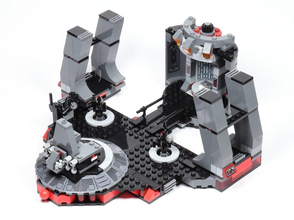 LEGO® Star Wars™ 75216 - Saal, rechts oben | ©2019 Brickzeit
