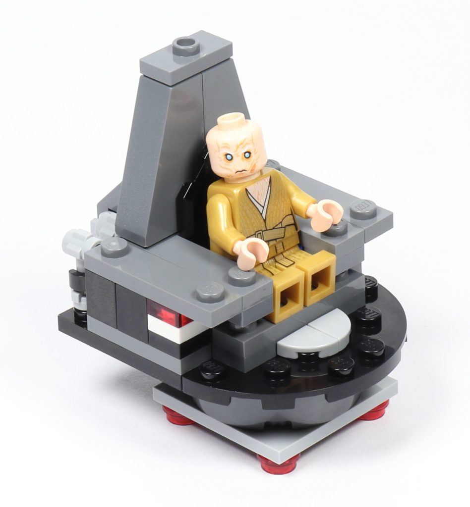 LEGO® Star Wars™ 75216 - Snokes Thron | ©2019 Brickzeit