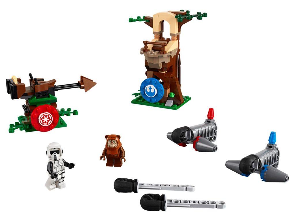 LEGO 75238 Action Battle Endor™ Attacke - Bild 01 | ©LEGO Gruppe