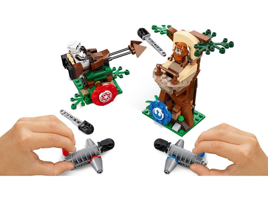LEGO 75238 Action Battle Endor™ Attacke - Bild 02 | ©LEGO Gruppe
