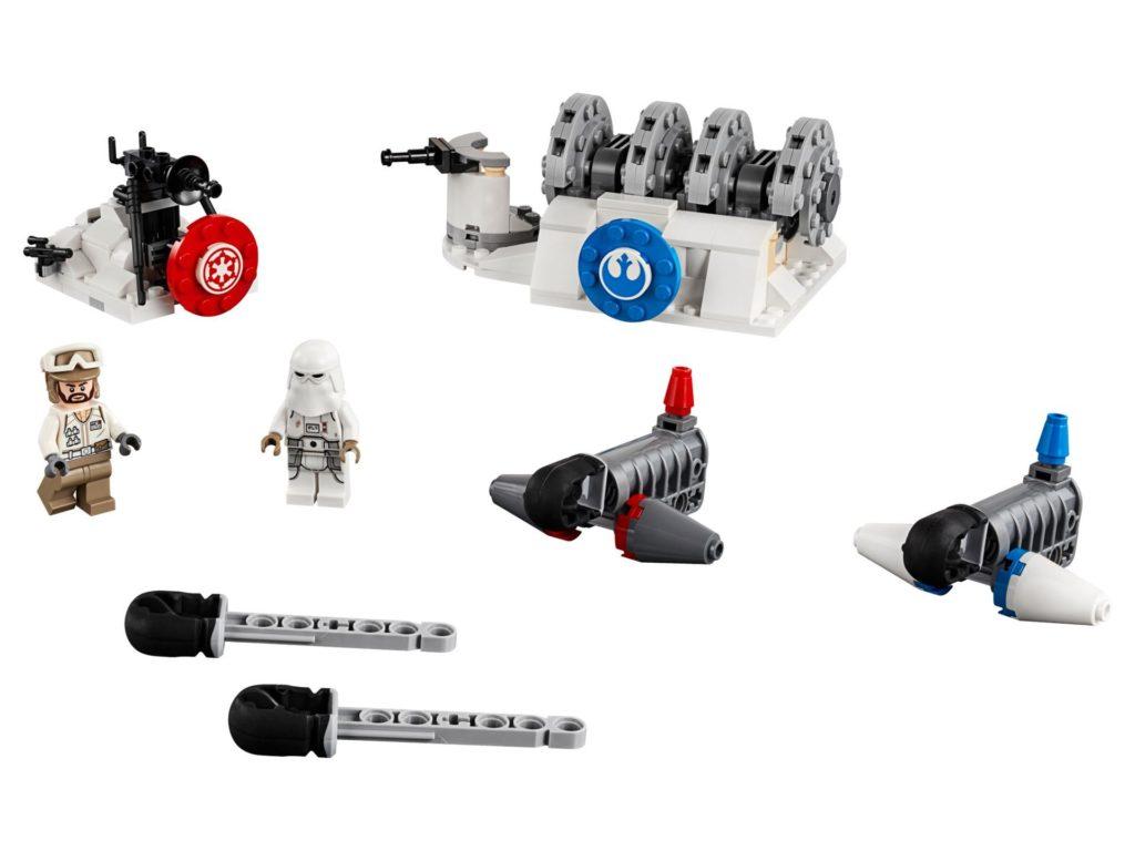 LEGO 75239 Action Battle Hoth™ Generator-Attacke - Bild 01 | ©LEGO Gruppe