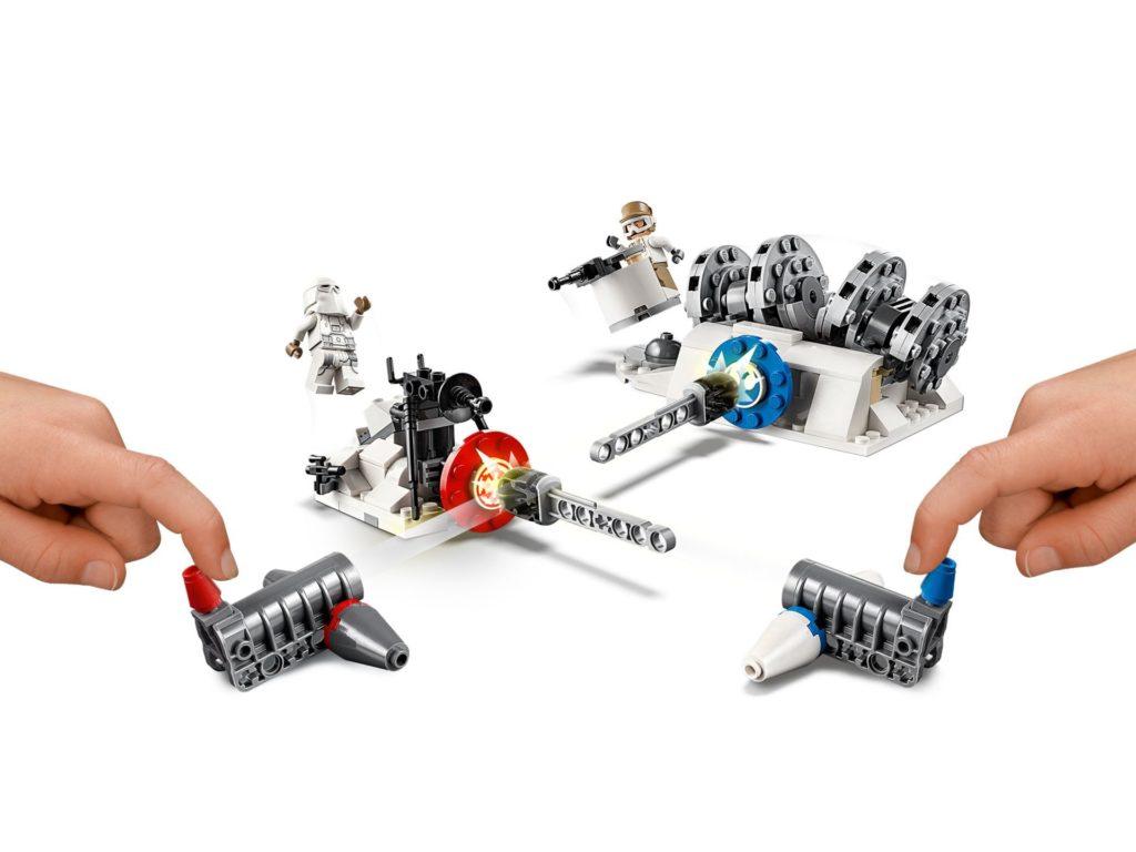 LEGO 75239 Action Battle Hoth™ Generator-Attacke - Bild 03 | ©LEGO Gruppe