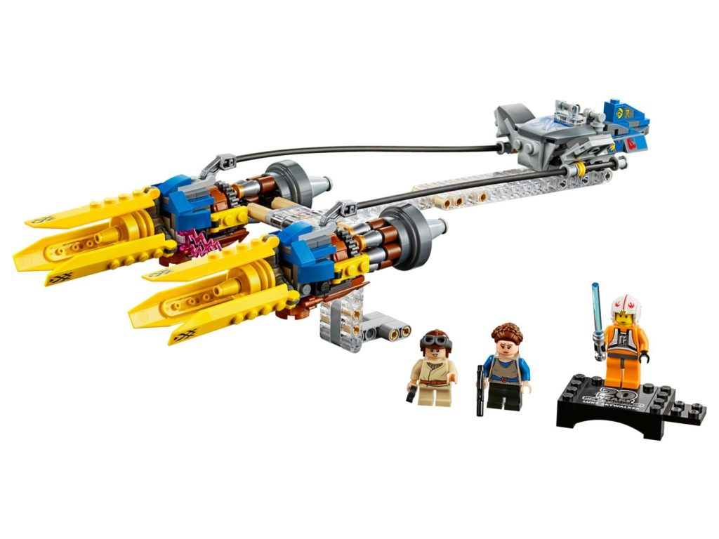 LEGO® 75258 Anakin's Podracer™ - 20 Jahre LEGO Star Wars - Bild 01 | ©LEGO Gruppe