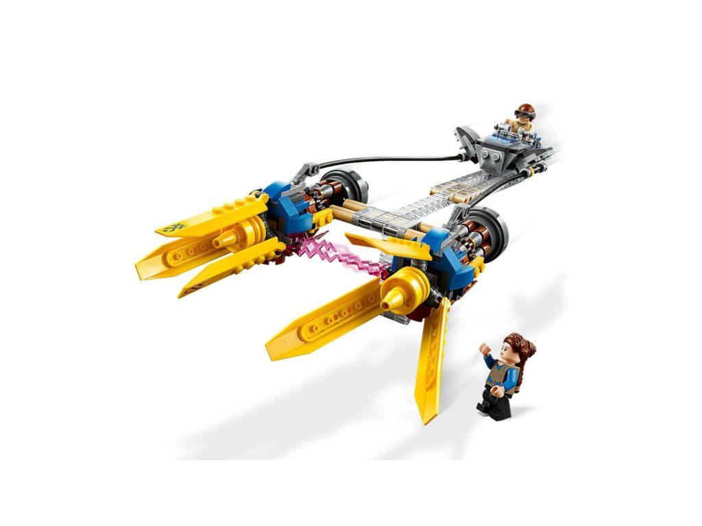 LEGO® 75258 Anakin's Podracer™ - 20 Jahre LEGO Star Wars - Bild 03 | ©LEGO Gruppe