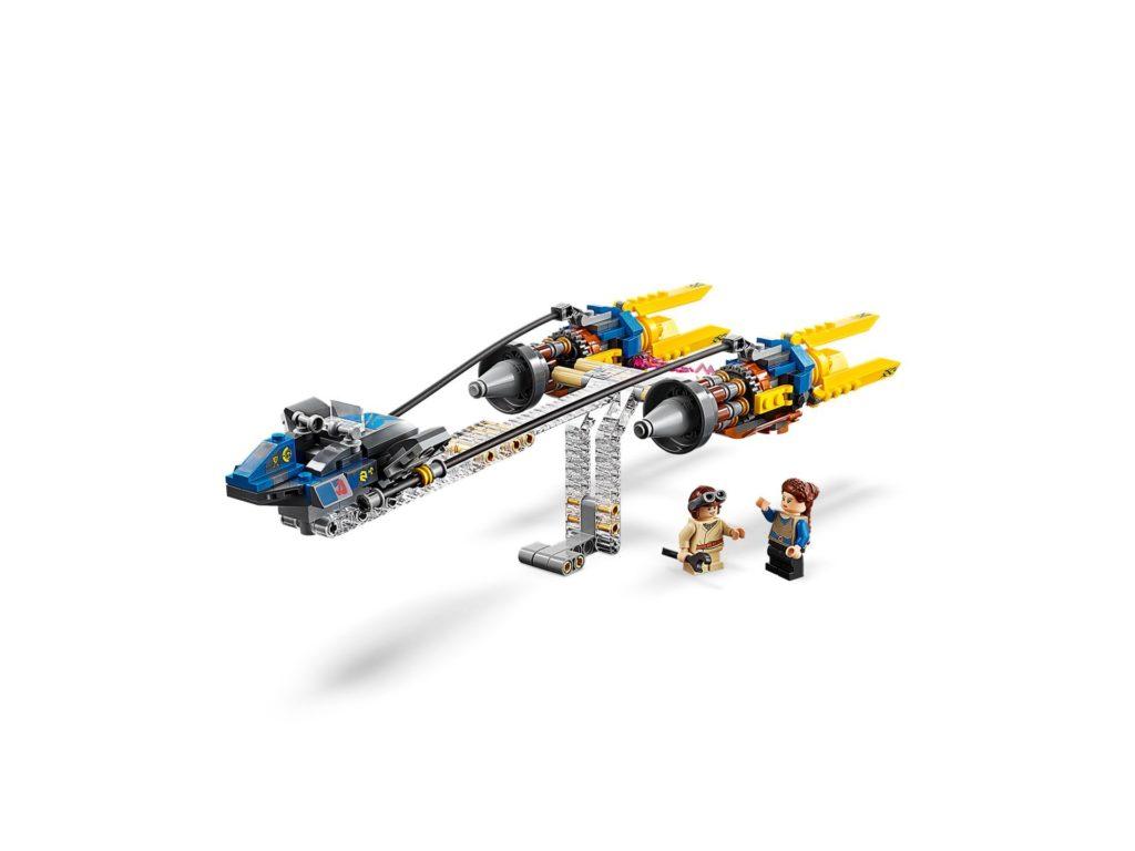 LEGO® 75258 Anakin's Podracer™ - 20 Jahre LEGO Star Wars - Bild 02 | ©LEGO Gruppe