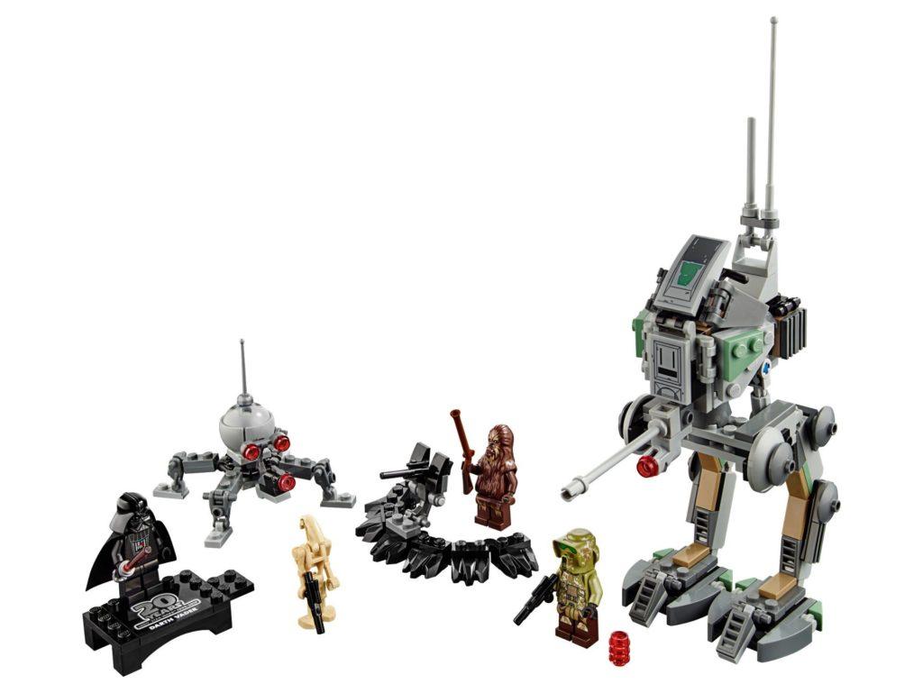 LEGO® 75261 Clone Scout Walker™ - 20 Jahre LEGO Star Wars - Bild 01 | ©LEGO Gruppe