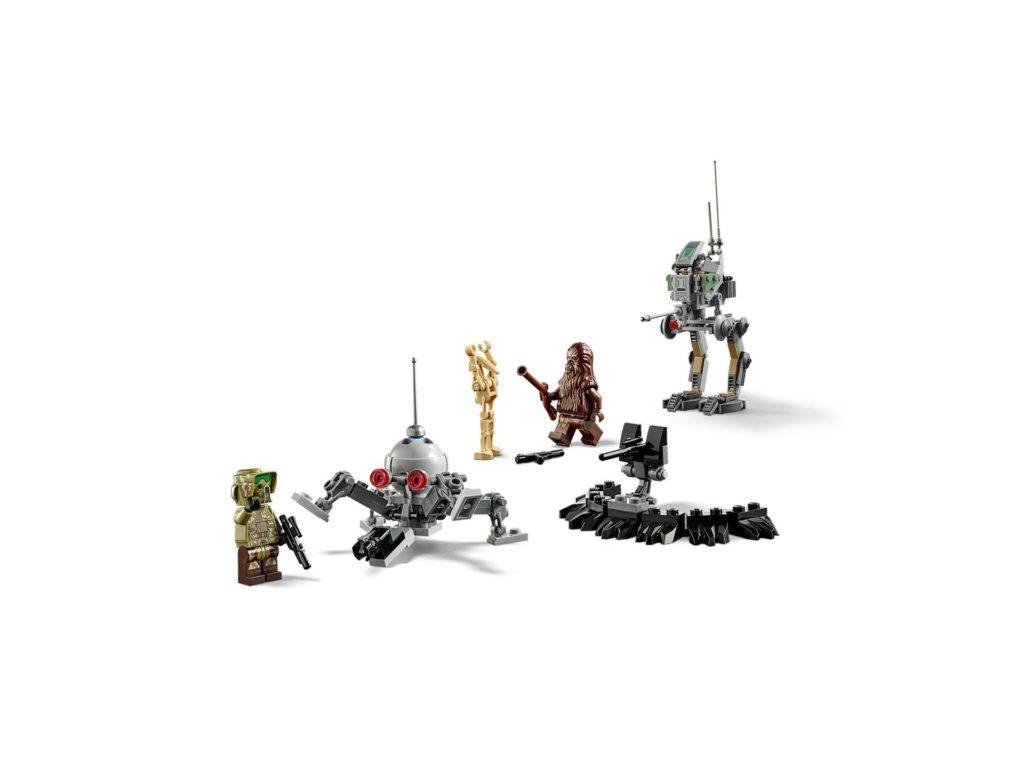 LEGO® 75261 Clone Scout Walker™ - 20 Jahre LEGO Star Wars - Bild 02 | ©LEGO Gruppe