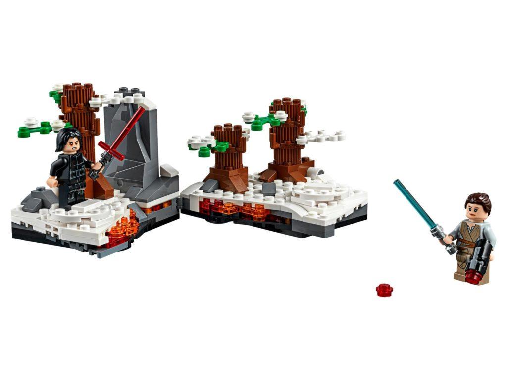 LEGO 75236 Duell um die Starkiller-Basis - Bild 01 | ©LEGO Gruppe