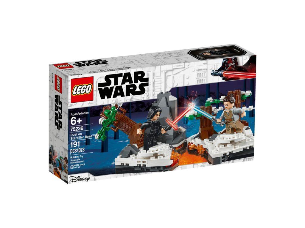 LEGO 75236 Duell um die Starkiller-Basis - Verpackung Vorderseite | ©LEGO Gruppe