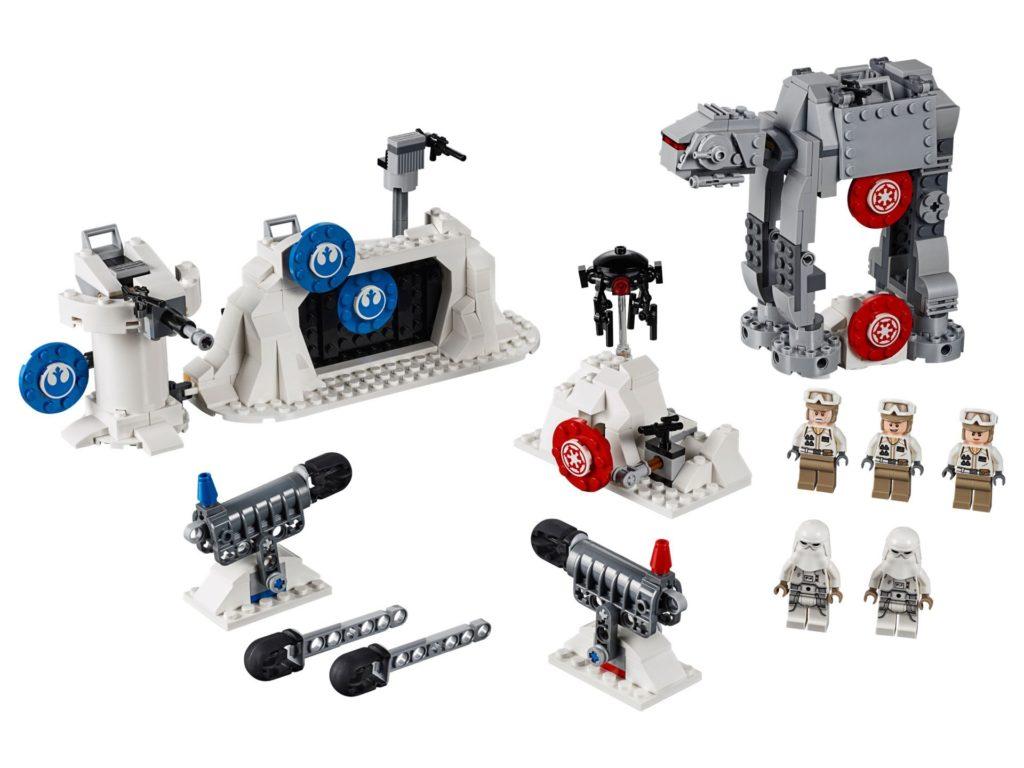LEGO 75241 Action Battle Echo Base™ Verteidigung - Bild 01 | ©LEGO Gruppe