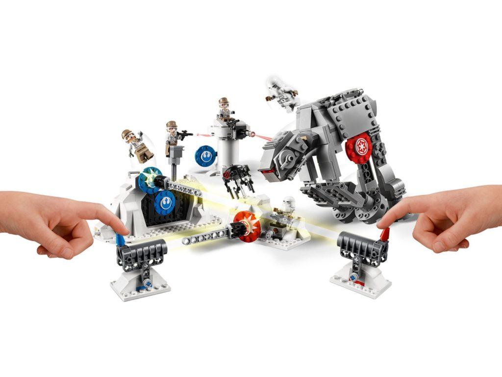 LEGO 75241 Action Battle Echo Base™ Verteidigung - Bild 03 | ©LEGO Gruppe