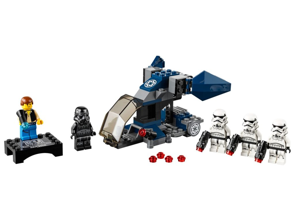LEGO® 75262 Imperial Dropship™ - 20 Jahre LEGO Star Wars - Bild 01 | ©LEGO Gruppe