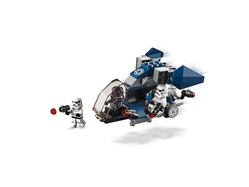 LEGO® 75262 Imperial Dropship™ - 20 Jahre LEGO Star Wars - Bild 03 | ©LEGO Gruppe