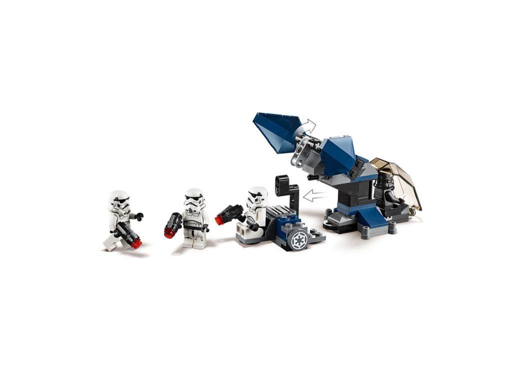 LEGO® 75262 Imperial Dropship™ - 20 Jahre LEGO Star Wars - Bild 02 | ©LEGO Gruppe