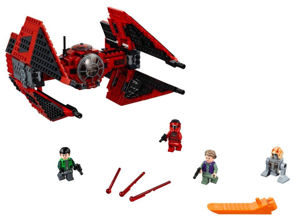LEGO 75240 Major Vonreg's TIE Fighter™ - Bild 01 | ©LEGO Gruppe