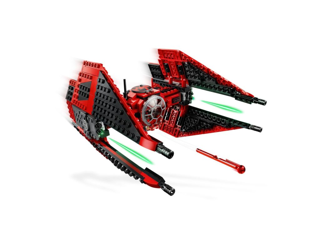 LEGO 75240 Major Vonreg's TIE Fighter™ - Bild 03 | ©LEGO Gruppe