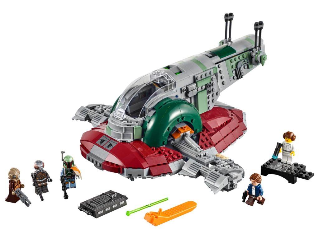LEGO® 75243 Slave I™ - 20 Jahre LEGO Star Wars - Bild 01 | ©LEGO Gruppe
