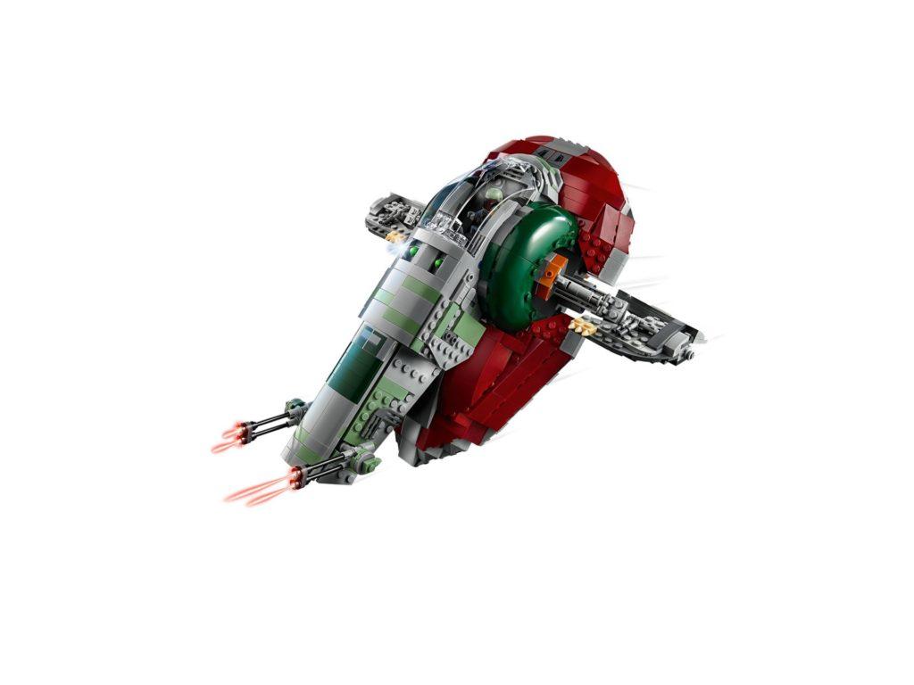 LEGO® 75243 Slave I™ - 20 Jahre LEGO Star Wars - Bild 03 | ©LEGO Gruppe