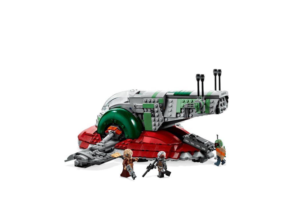 LEGO® 75243 Slave I™ - 20 Jahre LEGO Star Wars - Bild 02 | ©LEGO Gruppe