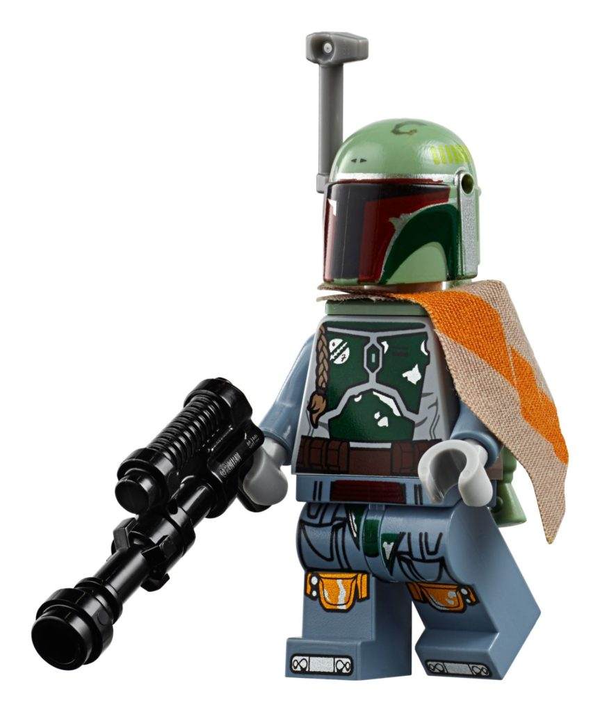 LEGO® 75243 Slave I™ - 20 Jahre LEGO Star Wars - Boba Fett | ©LEGO Gruppe