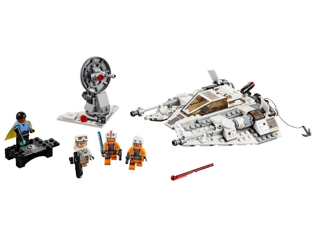 LEGO® 75259 Snowspeeder™ - 20 Jahre LEGO Star Wars - Bild 01 | ©LEGO Gruppe