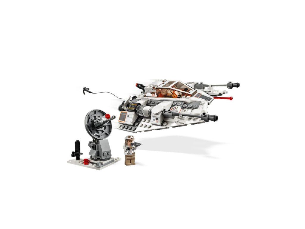 LEGO® 75259 Snowspeeder™ - 20 Jahre LEGO Star Wars - Bild 03 | ©LEGO Gruppe