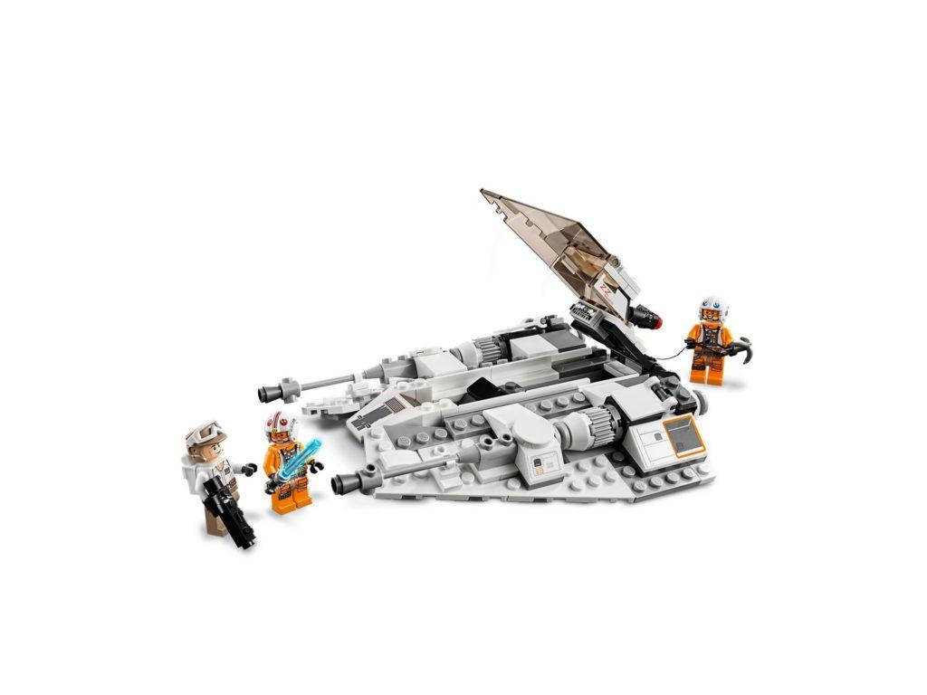 LEGO® 75259 Snowspeeder™ - 20 Jahre LEGO Star Wars - Bild 02 | ©LEGO Gruppe