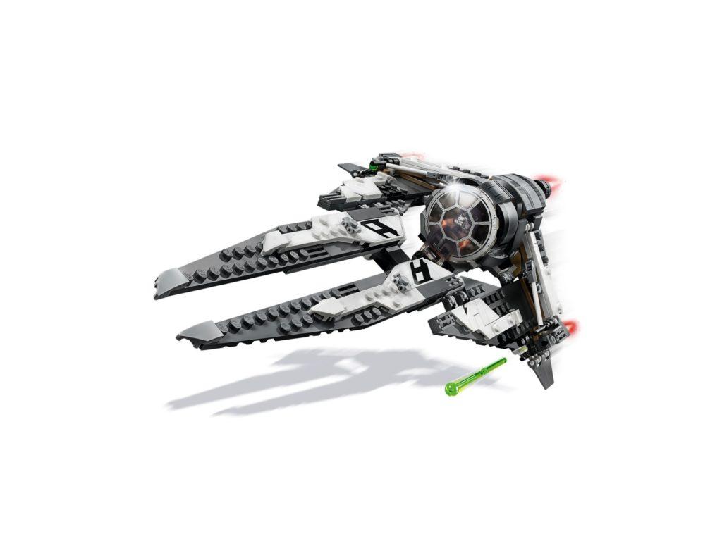 LEGO 75242 TIE Interceptor™ - Allianz-Pilot - Bild 03 | ©LEGO Gruppe